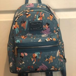 Disney Loungefly Park Icons Backpack